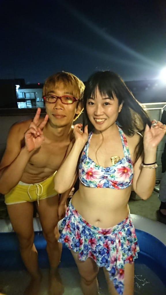 ふじしゅうさん、京都から参加ありがとうございます
