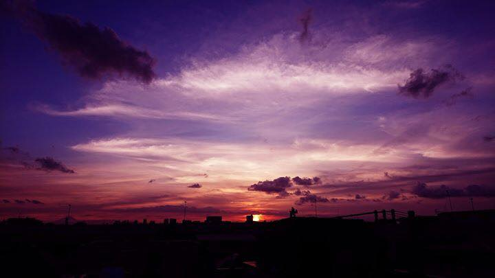 MAZARIBAの屋上から
