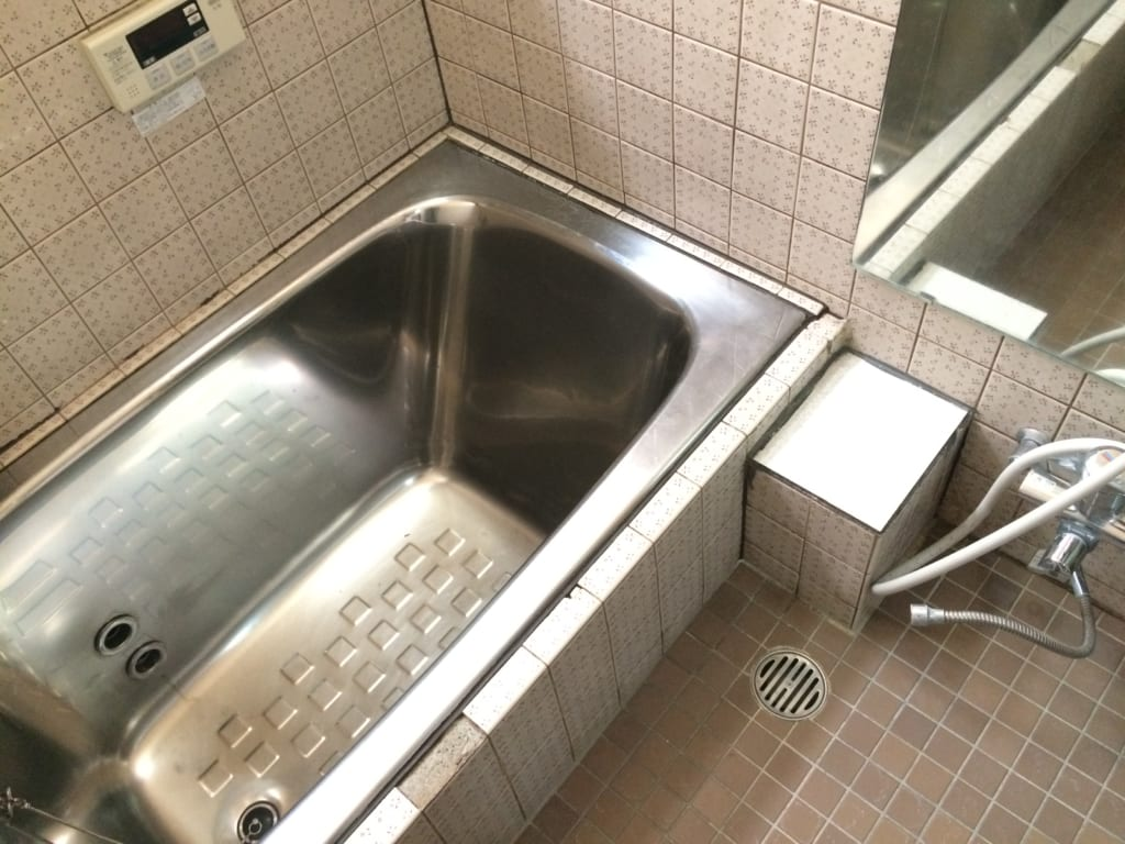 MAZARIBA池袋:風呂