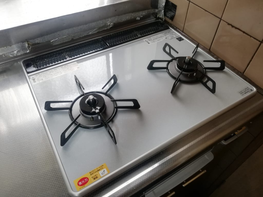 MAZARIBA池袋:キッチン